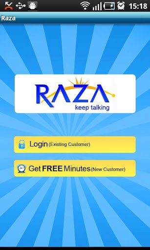 unlimited india calling with raza - India Calling Card